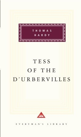 Tess Of The d Urbervilles By Thomas Hardy